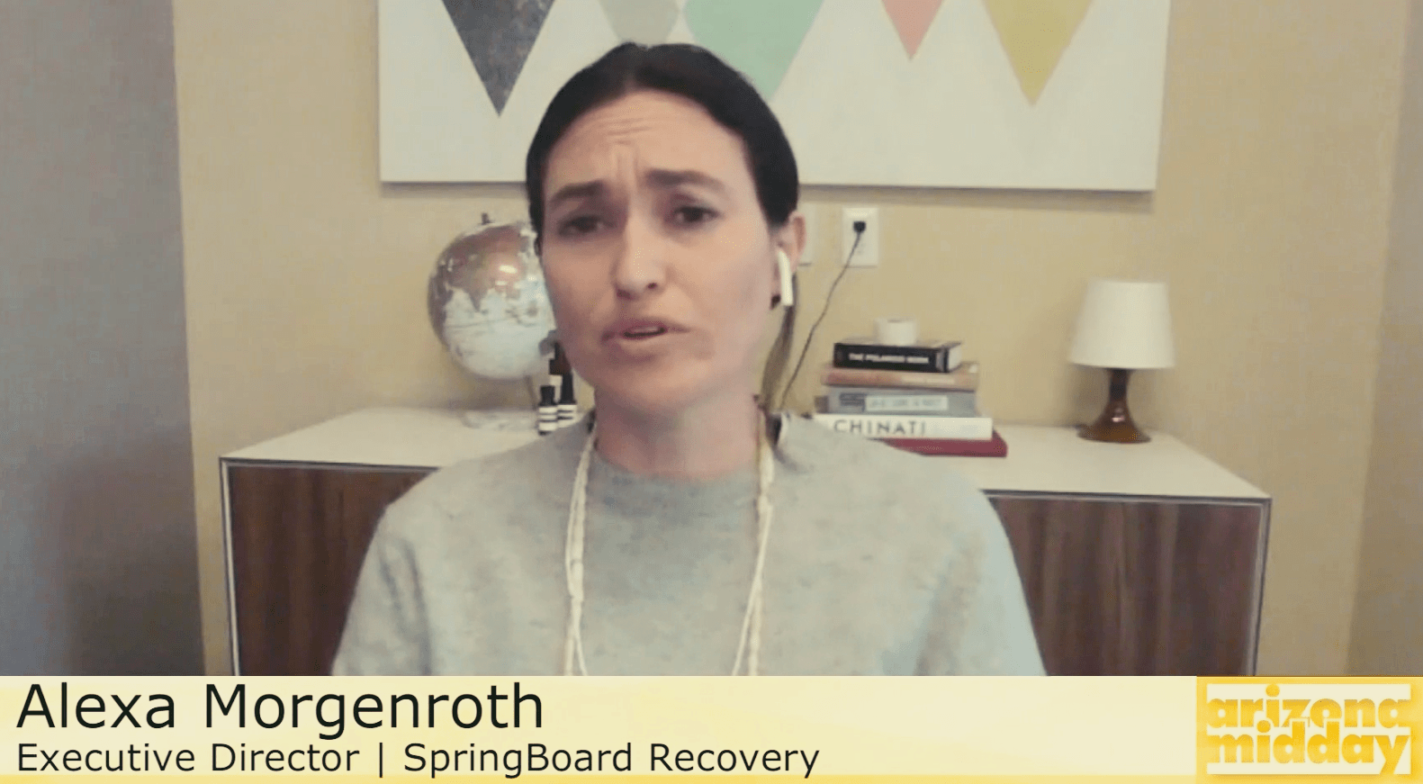 Alexa Morganroth - Executive Director - SpringBoard Recovery