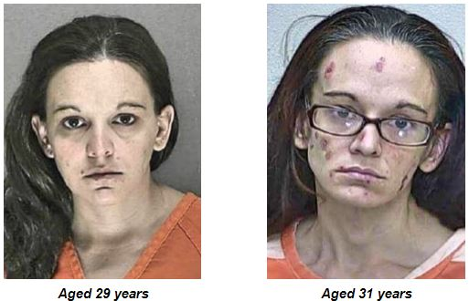 Heroin before and after female picture