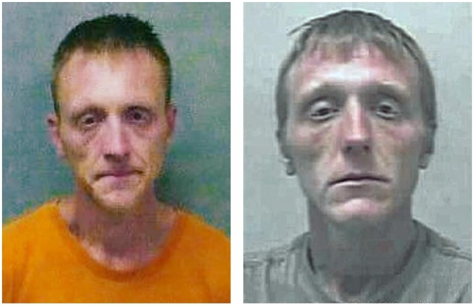 Jason Composite Meth Addict Before and After