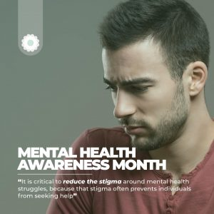 Mental Health Awareness Month SpringBoard Recovery