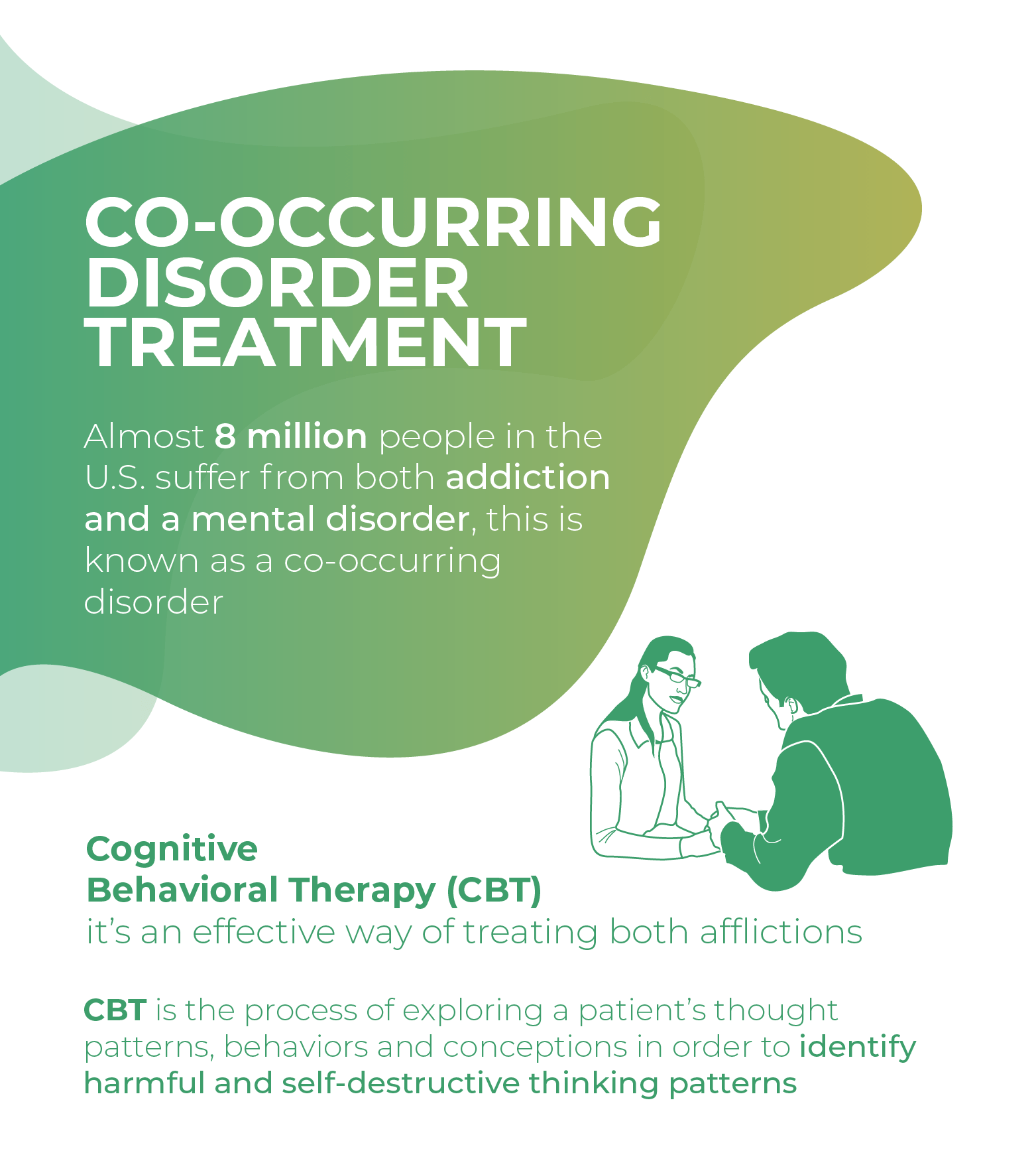 Co-occurring disorder treatment
