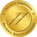 Joint Commission accreditation badge